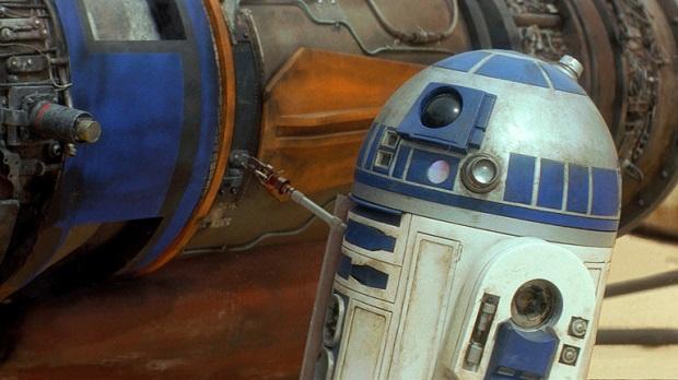 R2-D2 شخصیت محبوب جنگ ستارگان