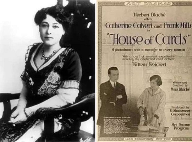 Alice Guy-Blache اولین زن کارگردان