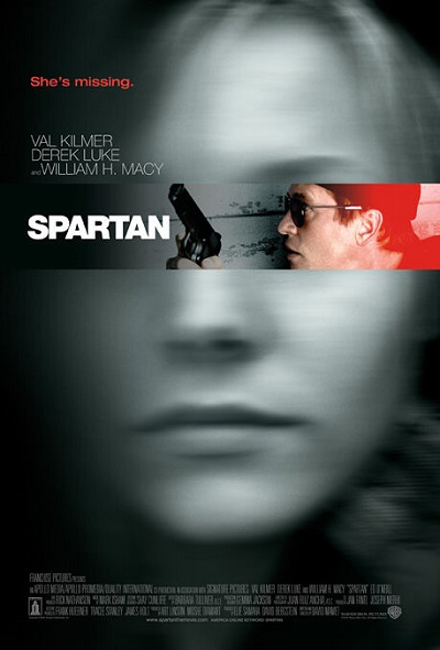 پوستر فیلم Spartan ساختهی دیوید ممت