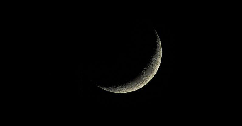 افزایش دمای کره ماه تقصیر انسانها بوده است!