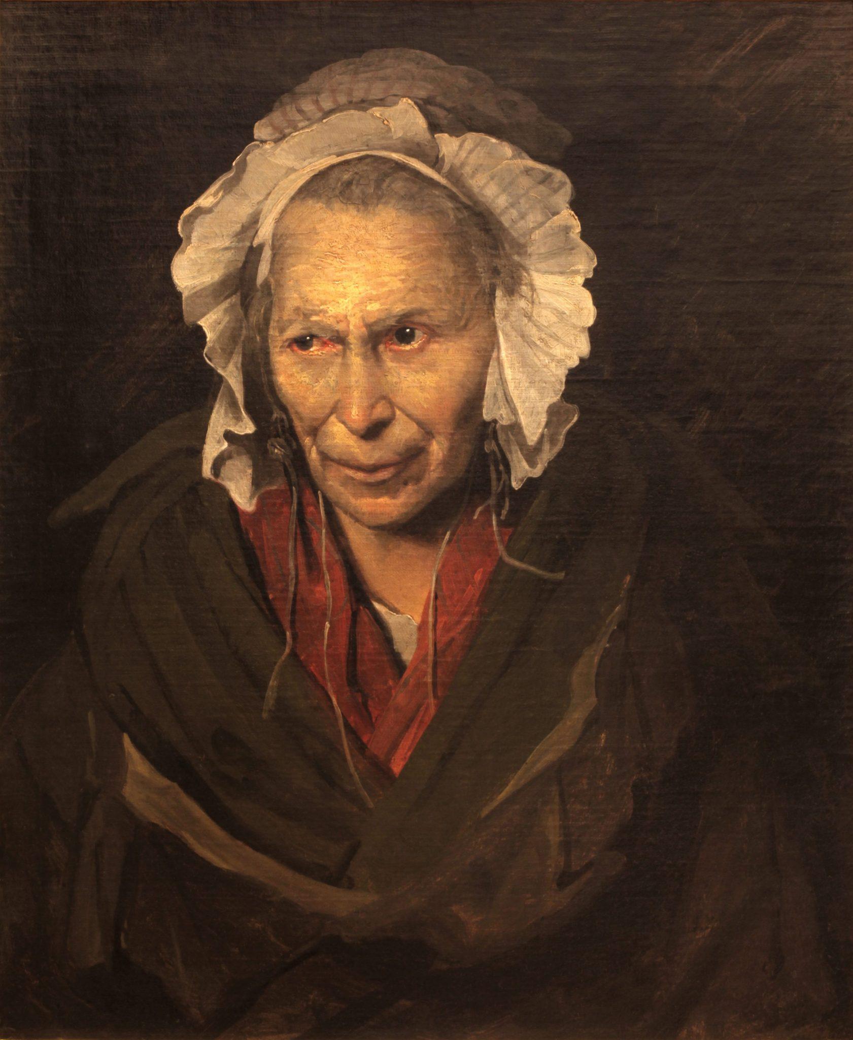 زن دیوانه اثر تئودور ژریکو