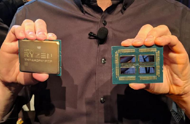 AMD برای اواخر سال جاری میلادی قول انتشار پردازنده ی 32 هسته ای Threadripper را داده است