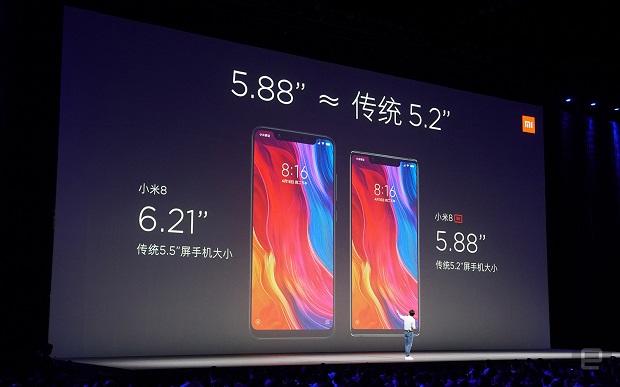 Xiaomi Mi 8 and Mi 8 SE