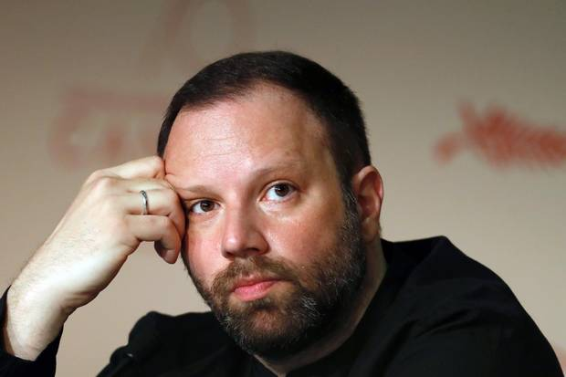 یورگوس لانتیموس Yorgos Lanthimos فیلمساز و فیلمنامه نویس