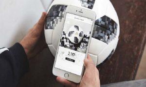 توپ با تکنولوژی NFC در مسابقات رسمی جام جهانی، طرفداران بیشتری را برای بازی ها جذب می کند