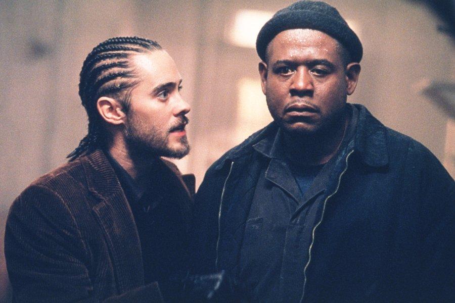 هنرنمایی فارست ویتاکر Forest Whitaker در فیلم Panic Room
