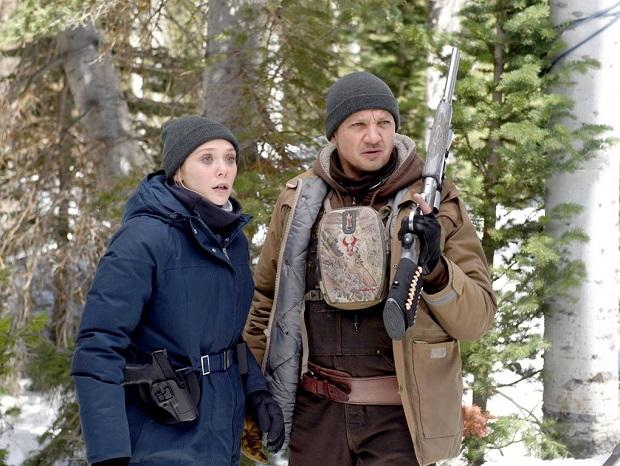 هنرنمایی Elizabeth Olsen و Jeremy Renner در فیلم Wind River