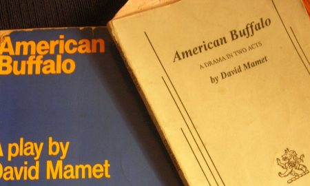 نمایشنامه بوفالوی آمریکایی American Buffalo نوشتهی دیوید ممت David Mamet