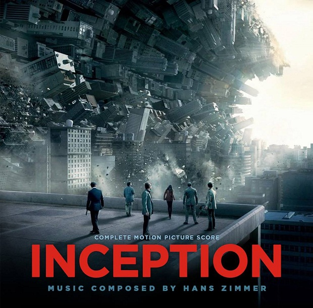موسیقی متن فیلم inception اثر هانس زیمر