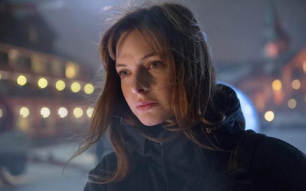 هنرنمایی Rebecca Ferguson در فیلم The Snowman