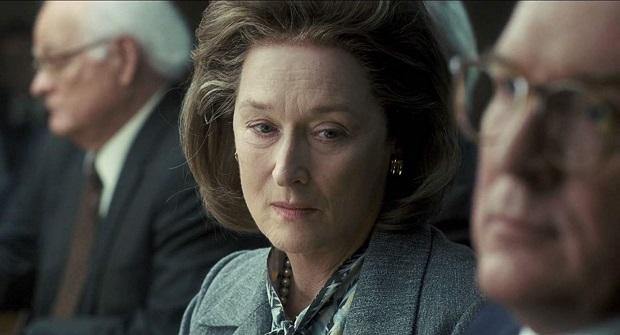 هنرنمایی Meryl Streep در فیلم The Post