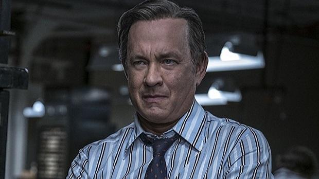 بنجامین سی بردلی با هنرنمایی تام هنکسTom Hanks در فیلم The Post