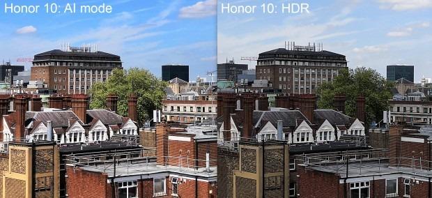 هوش مصنوعی یا HDR ؟!