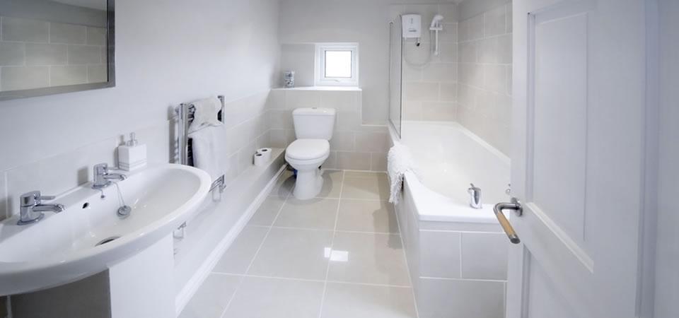 نظافت وان و حمام