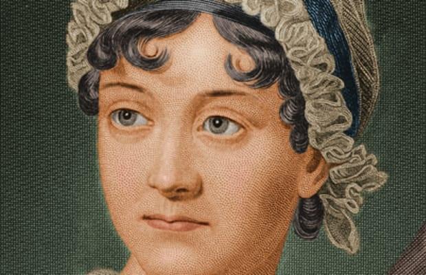 جین آستین Jane Austen، نویسندهی برجستهی انگلیسی
