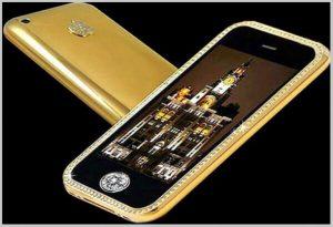 Gold Sticker iPhone 3G 32 GB