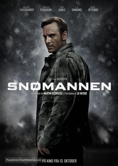 پوستر فیلم The Snowman