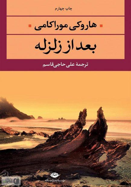 رمان پس از زلزله هاروکی موراکامی شامل شش داستان کوتاه است. داستانهای این کتاب به طور مجزا از هم هستند اما در این میان اتفاقی مشترک وجود دارد که این، زلزله کوبه است.