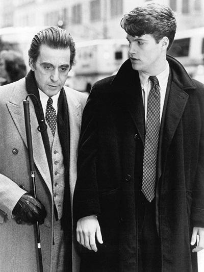 هنرنمایی Al Pacino و Chris O'Donnell در بوی خوش زن Scent of a Woman