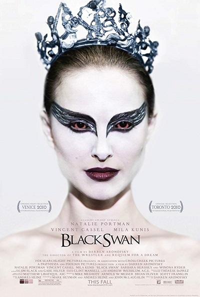 پوستر فیلم قوی سیاه Black Swan