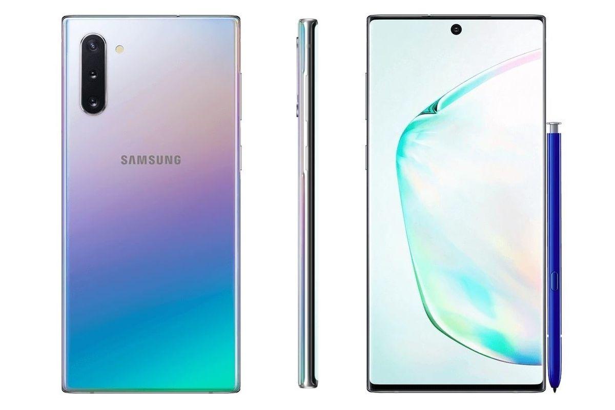 در تابستان 2019 سامسونگ آخرین نسخه را رونمایی نکرد، بلکه از سری نوت 10 پرده برداشت، Galaxy Note 10 برادر گوچکتر این سری است!
