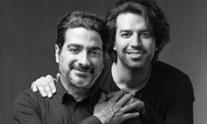 آلبوم ایران من ساختهی همایون شجریان و سهراب پورناظری