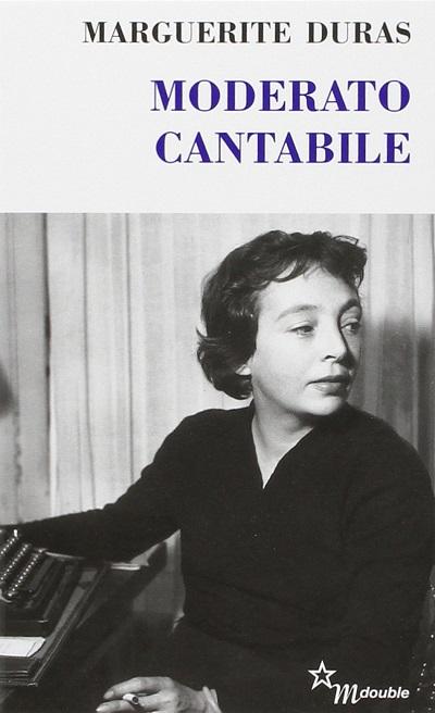طرح جلد رمان مُدراتو کانتابیله Moderato Cantabile از مارگریت دوراس