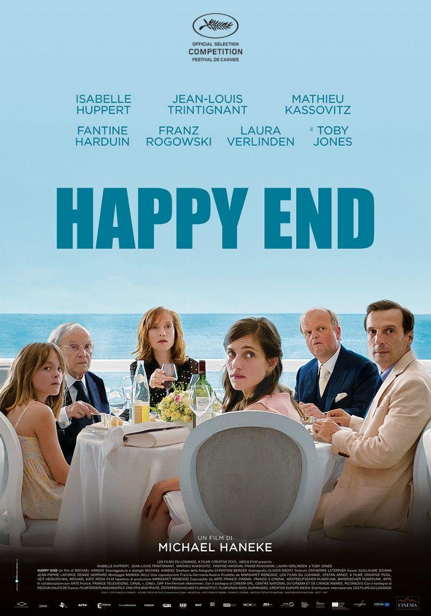 نقد فیلم پایان خوش happy end میشائیل هانکه
