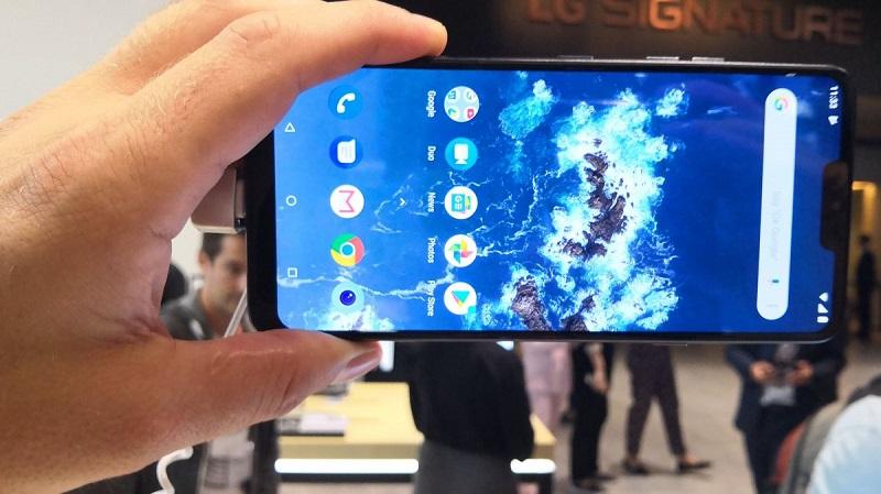 بررسی LG G7 One : تجربه ای بی نظیر از Android One در اسمارت فون جدید LG