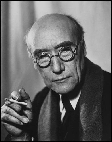 آندره ژید André Gide نویسنده رمان سمفونی پاستورال
