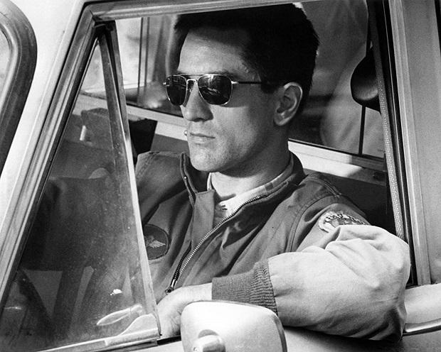 تراویس بیکل با نقش آفرینی رابرت دنیرو Robert De Niro در فیلم راننده تاکسی