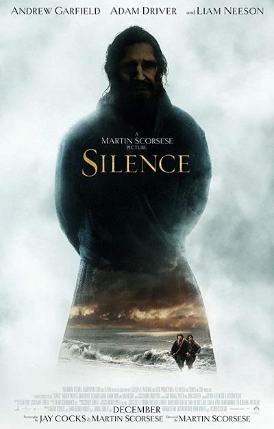 پوستر فیلم Silence اثر مارتین اسکورسیزی