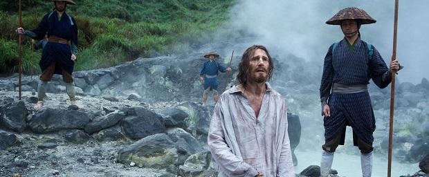 هنرنمایی Liam Neeson در فیلم Silence