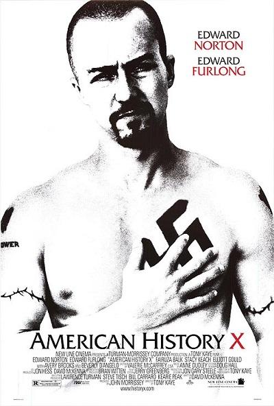 پوستر فیلم تاریخ مجهول آمریکا یاAmerican History X