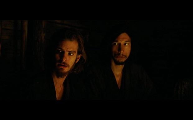هنرنمایی Andrew Garfield و Adam Driver در فیلم سکوت Silence