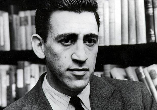 جروم دیوید سالینجر یا جروم دیوید سَلینجرJ. D. Salinger نویسندهی آمریکایی در سال ۱۹۱۹ میلادی در نیویورک به دنیا آمد. اطلاعات شخصی زیادی از زندگی او در دسترس نیست و تنها میدانیم که او از پدر و مادری مسیحی و یهودی بود و پس از سفرش در جوانی به اروپا، در نیویورک به تحصیل پرداخت اما آن را نیمه کاره رها کرد و رو به نوشتن آورد.