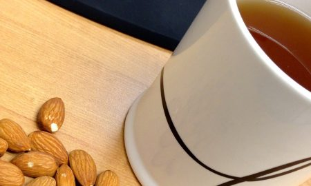 خواص چای بادام