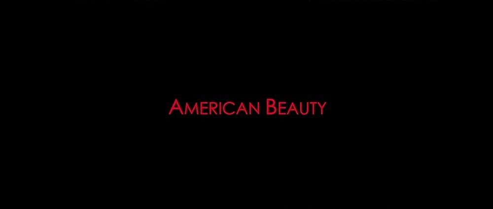 فیلم American Beauty زیبایی امریکایی