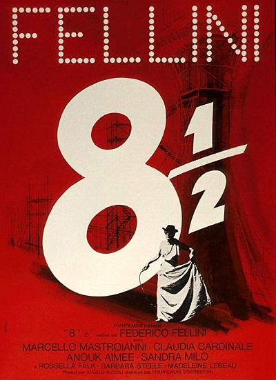 هشت و نیم یکی از بهترین فیلمهای فلینی است