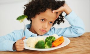حالت تهوع پس از غذا خوردن