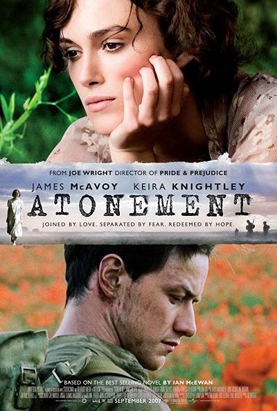 پوستر فیلم Atonement کاری از جو رایت