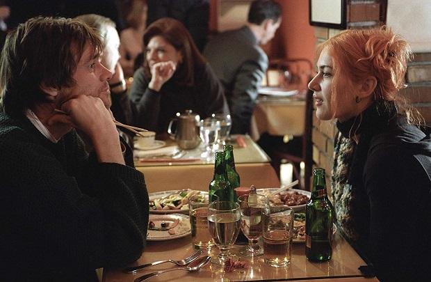 هنرنمایی Jim Carrey و Kate Winslet در فیلم درخشش ابدی یک ذهن پاک Eternal Sunshine of the Spotless Mind