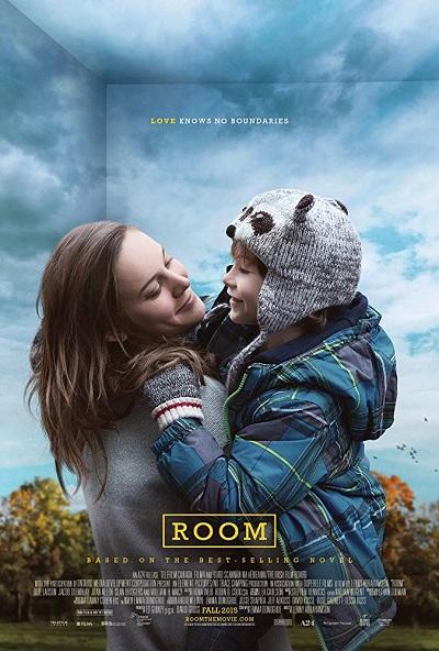 پوستر فیلم اتاق Room کاری از Lenny Abrahamson