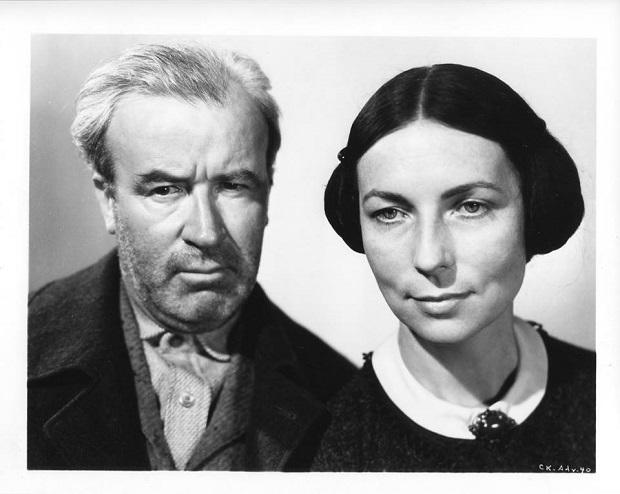 هنرنمایی Agnes Moorehead و Harry Shannon در همشهری کین
