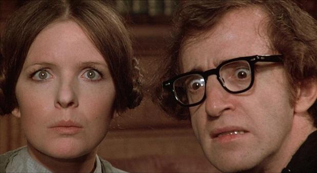 هنرنمایی Woody Allen و Diane Keaton در فیلم Love and Death