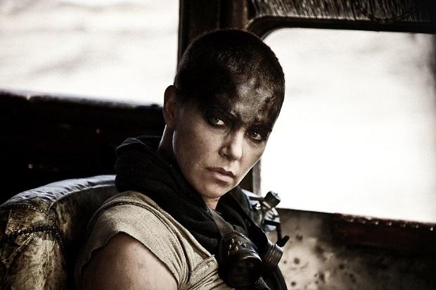 هنرنمایی Charlize Theron در فیلم Mad Max: Fury Road