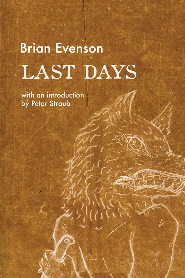 طرح جلد رمان انجمن اخوت ناقص العضوها اثر برایان اونسن با نام اصلی Last Days