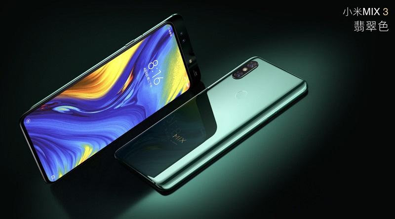 بررسی Mi Mix 3 : شاهکاری جدید از Xiaomi