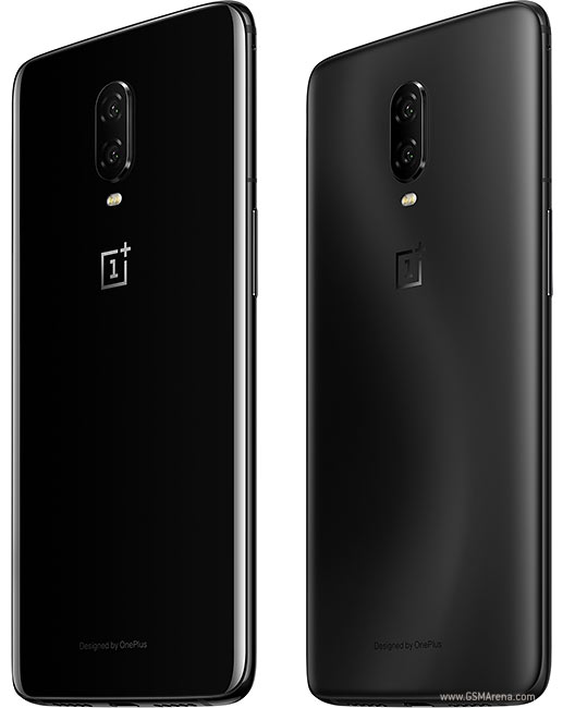 OnePlus 6T در رنگهای مختلف