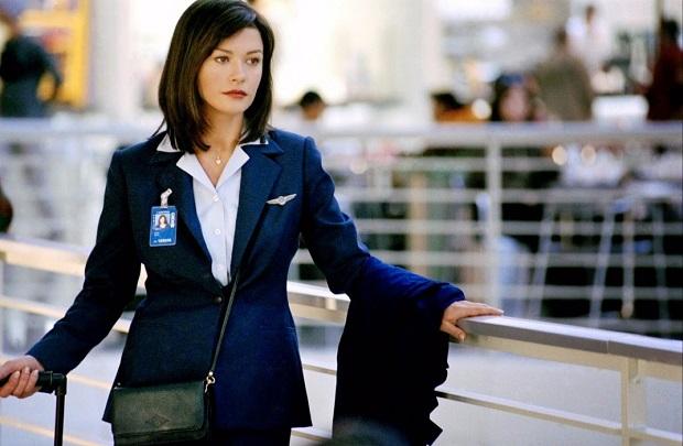 هنرنمایی Catherine Zeta-Jones در فیلم ترمینال The Terminal